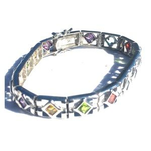 Beautiful sterling silver bracelet